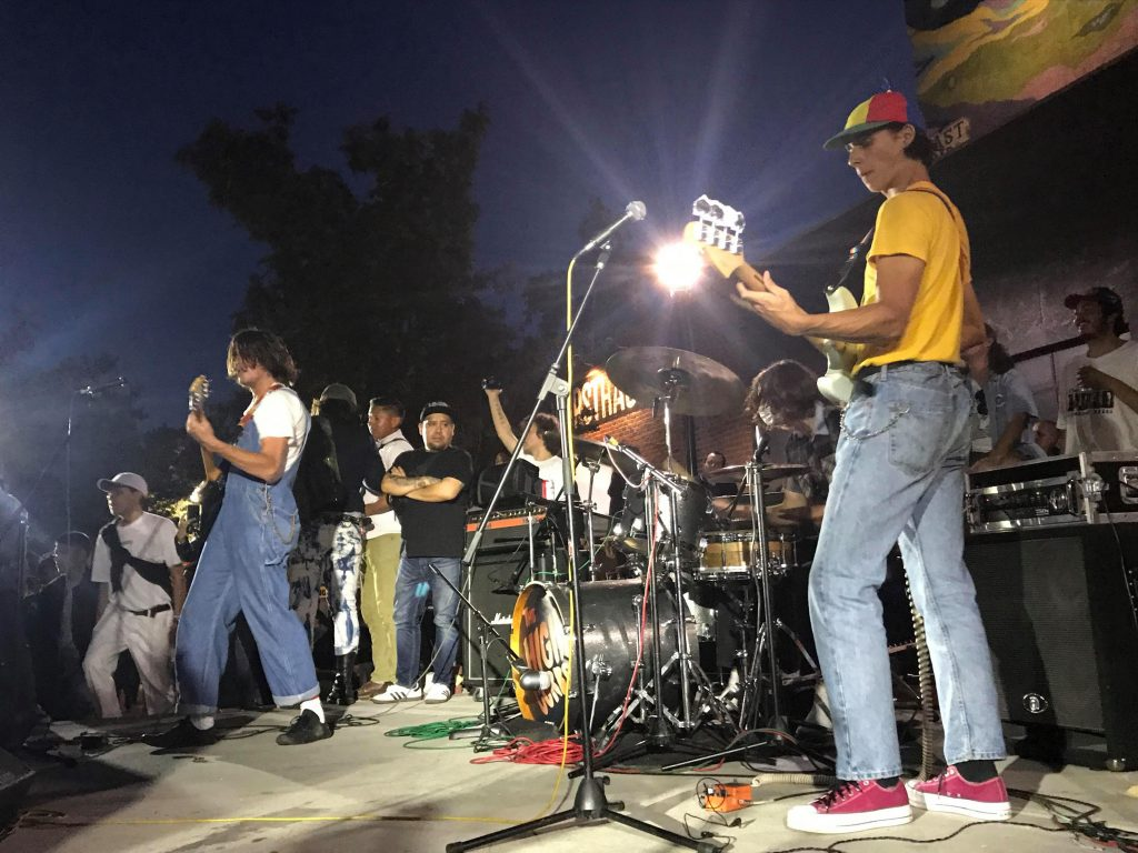 East End Block Party Makes Noise and Creates Harmony in Santa Ana
