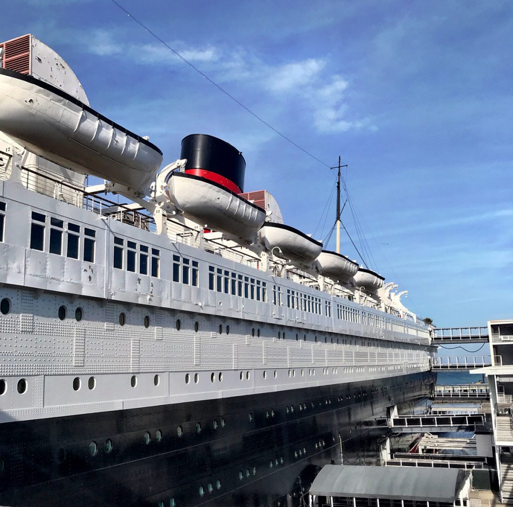 There's Something About (Queen) Mary [Summer Travel 2019]