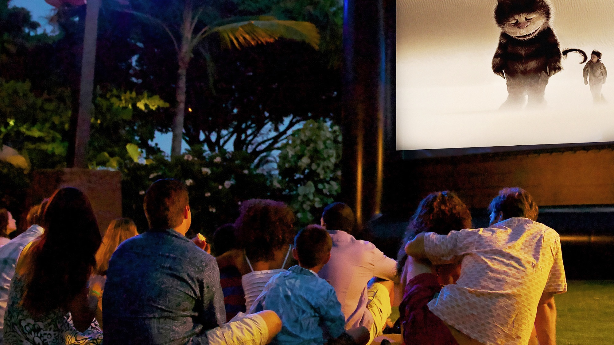 Movie Nights in the Backyard: Crazy Rich Asians