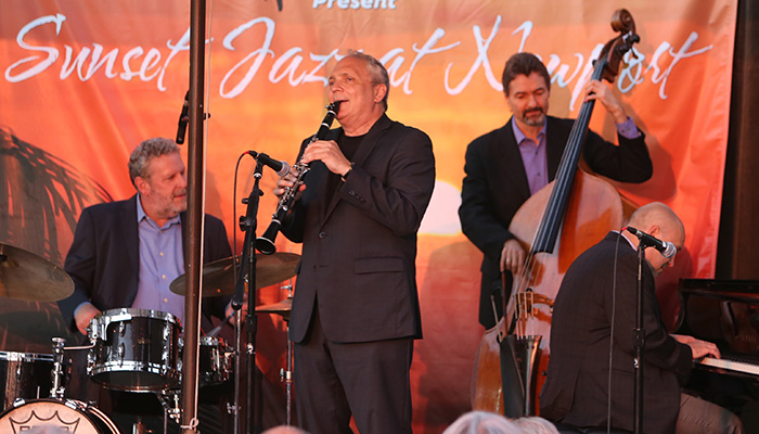 Sunset Jazz at Newport Summer Series