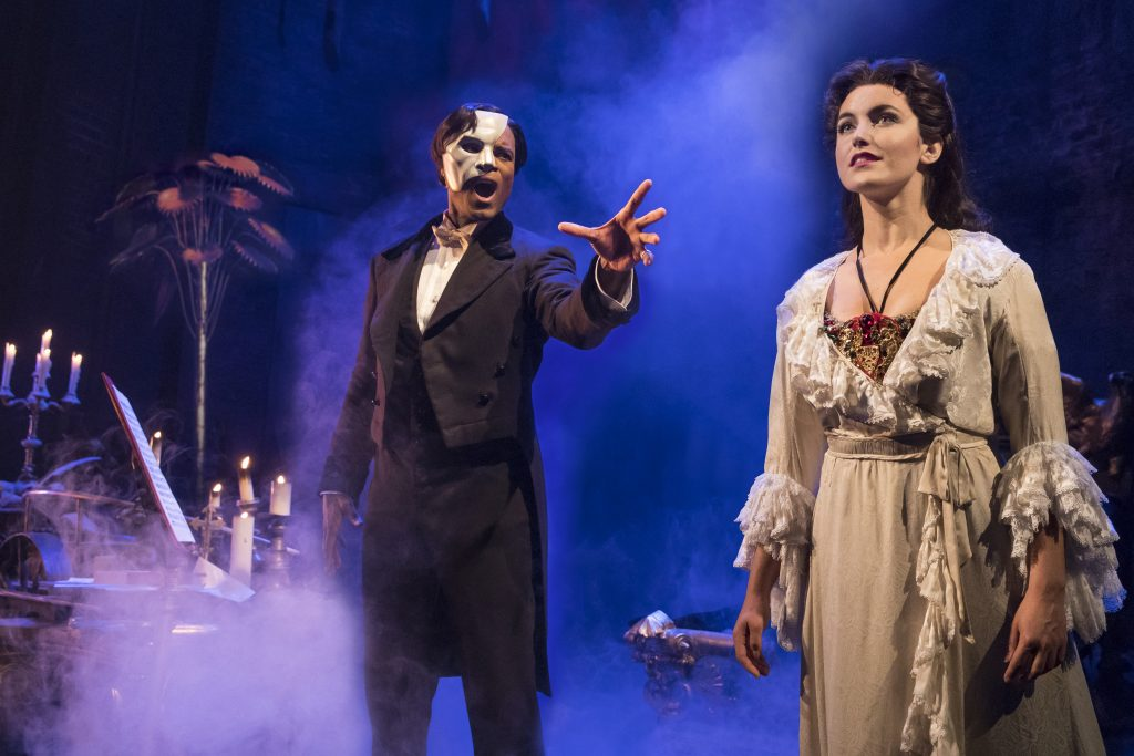 Preview: <i>Phantom of the Opera</i> Returns to the Segerstrom