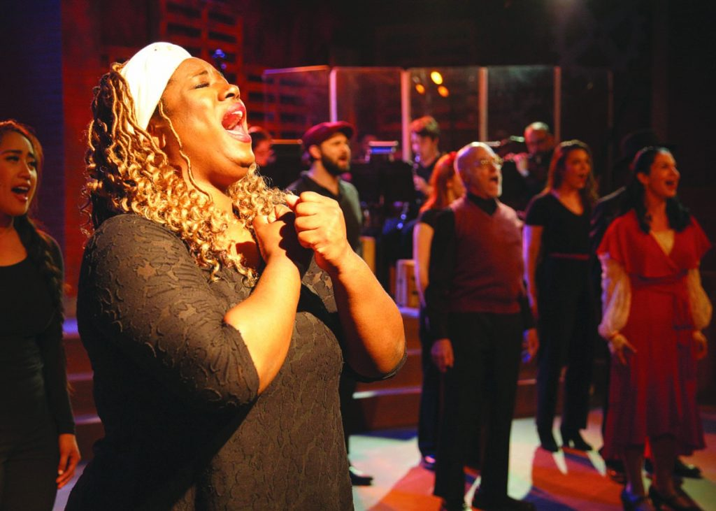 Chance Theater's Stripped-Down <i>Ragtime</i> Resonates