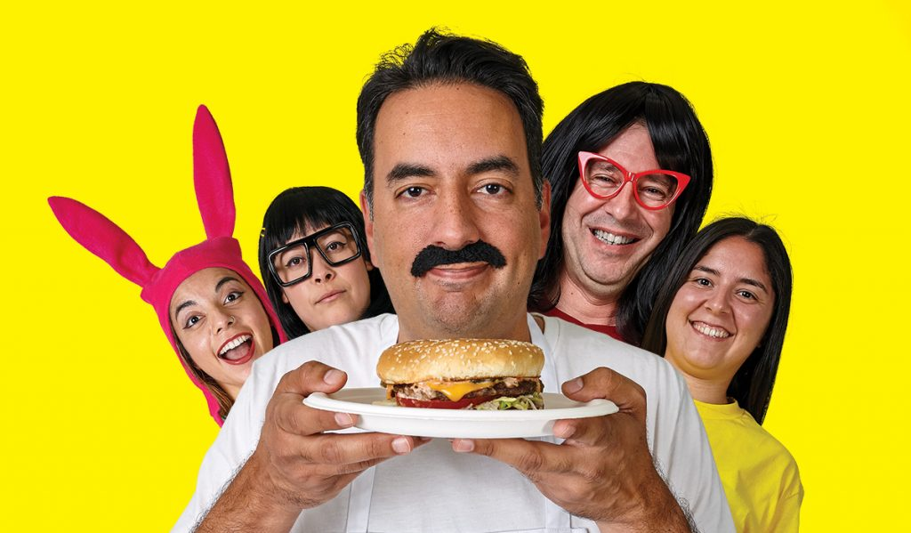Burger of the Day: The Real Hamburgers of Orange County