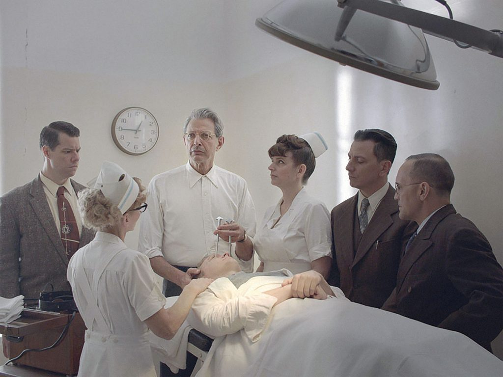 In <i>The Mountain</i>, Jeff Goldblum Plays a Traveling Doctor in 1950s America