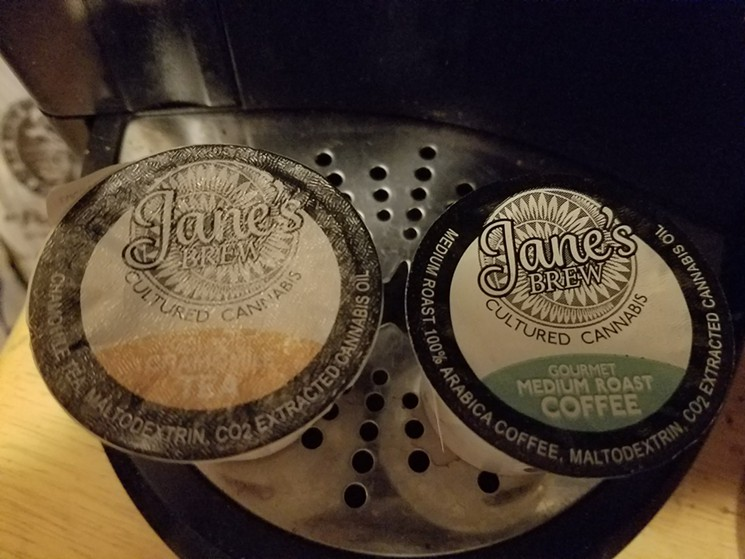 CBD Infused Tea and Coffee K-Cup