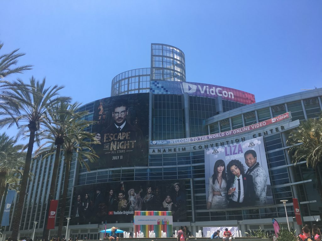 VidCon 2019: 10-Year Anniversary Showcases Growth in YouTube and Its Audience