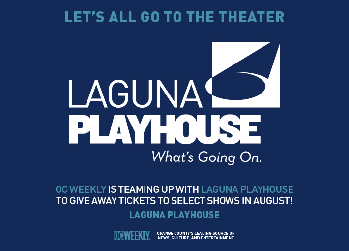 Giveaway – Laguna Playhouse for Select Shows in August! | OC