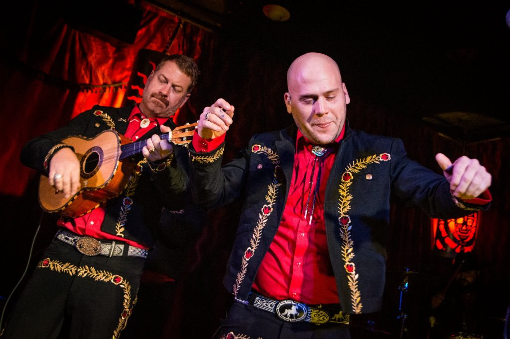 The White Buffalo and Mariachi El Bronx in OC and Hermosa This Summer