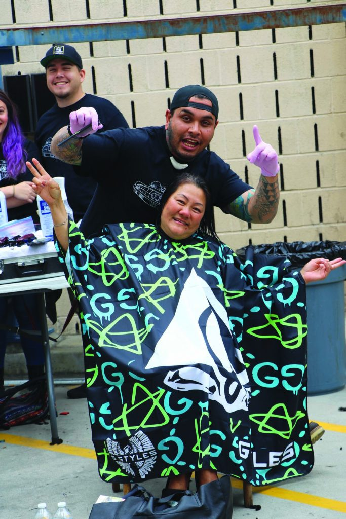 Giving Back Is In New Generation's DNA