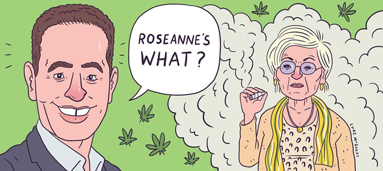 Whatever Happened to Roseanne Barrs Medical-Marijuana Dispensary