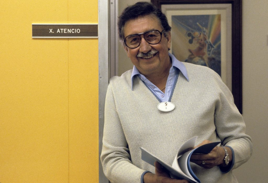 Why Don't More Latinos Claim Disney Legend X. Atencio? [Alt-Disney]