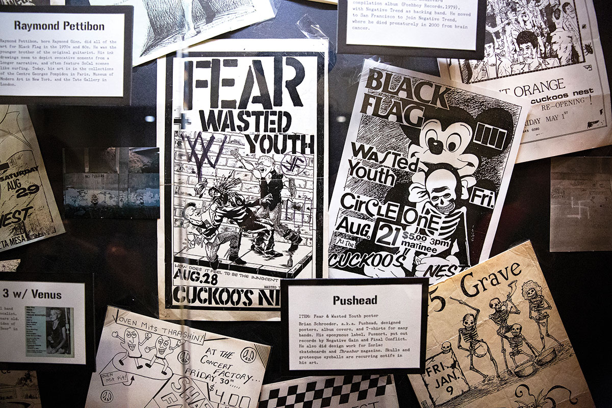 Kids of the Black Hole: The First Two Decades of Punk in Orange County