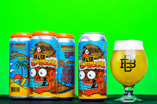Boomtown Brewery Goes Superturbo