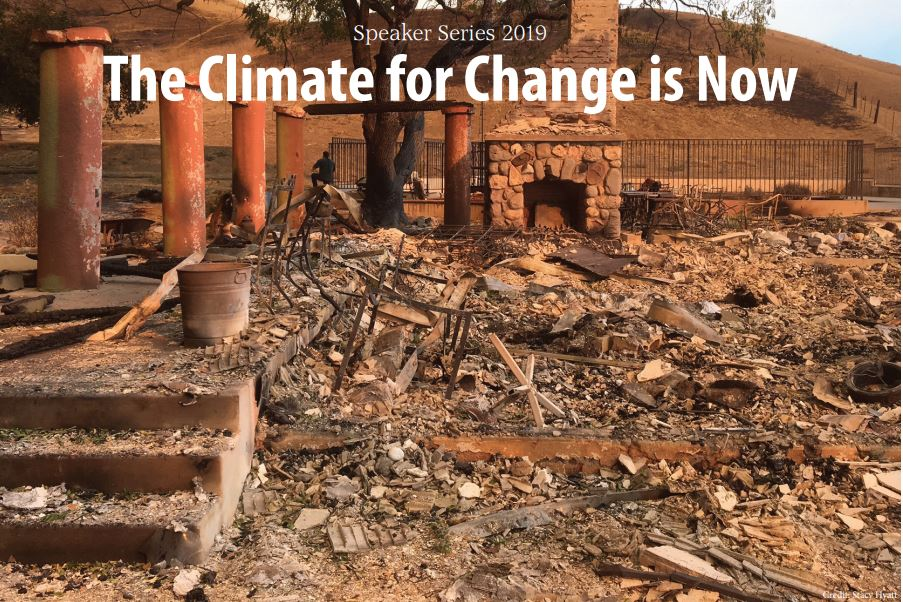 The Climate for Change is Now Film Screening & Discussion