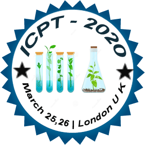 International conference on plant biotechnology and plant tissue culture
