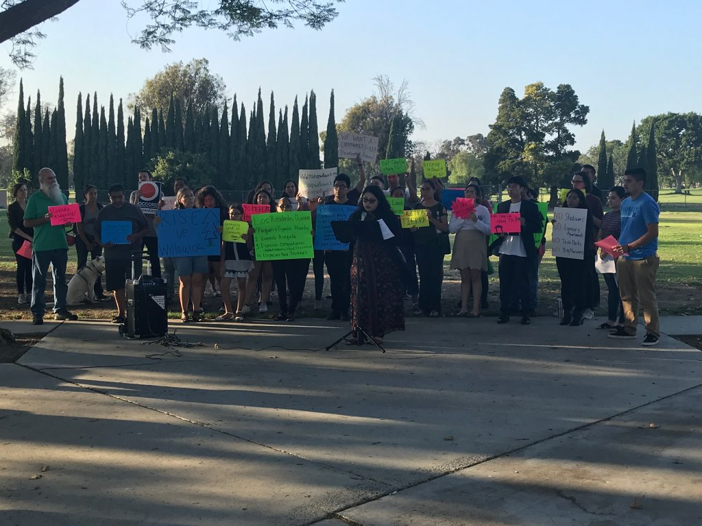 Santa Ana-Garden Grove Golf Course Development Irks Residents