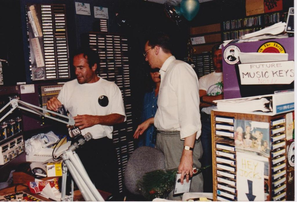 Poorman's Radio Days: Fired From KROQ! The Real Story (Part 2)