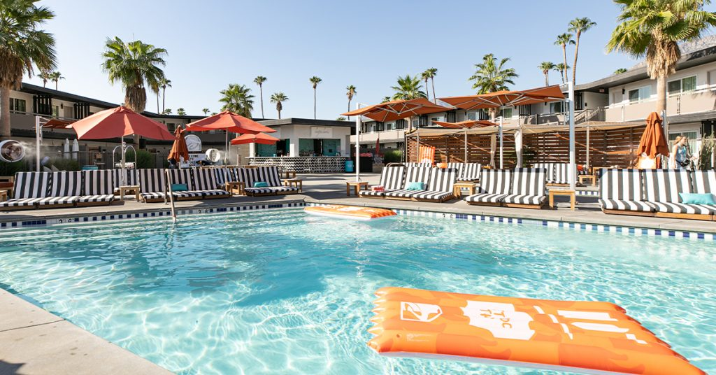Taco Bell Hotel (and Other Palm Springs Adventures)