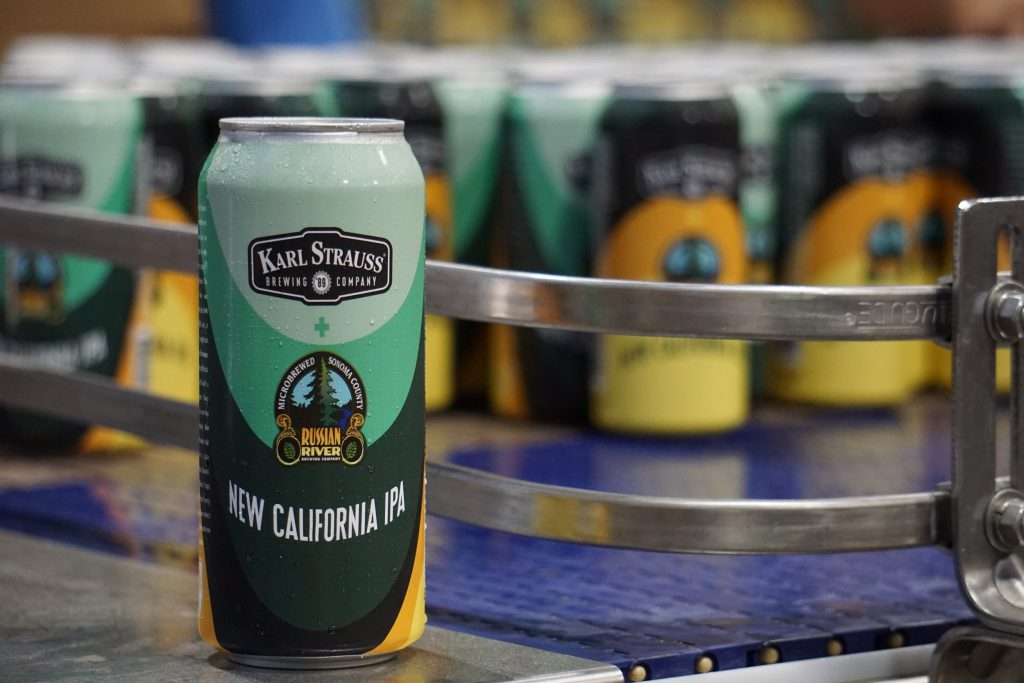 New California IPA from KARL/Russian River, Our Beer of the Week!