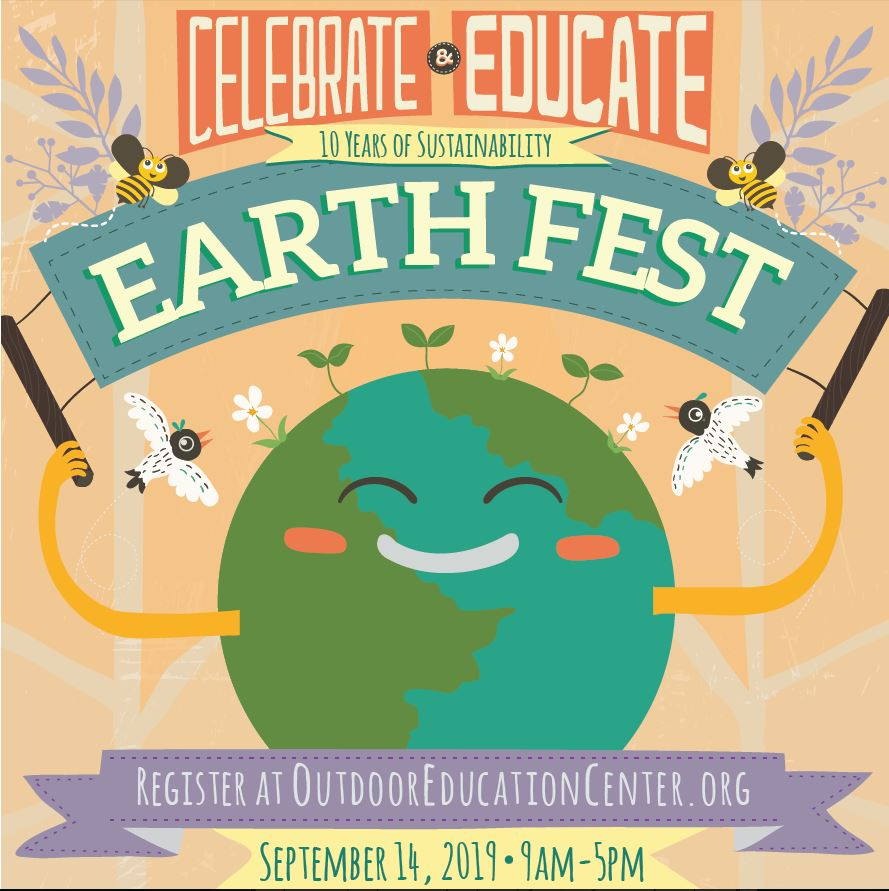 EarthFest, Sat. 9/14, 9 AM