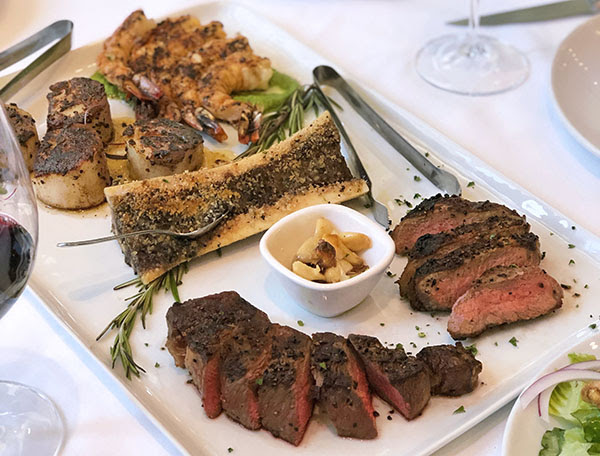 Chef's Tasting Experience at Fleming's Newport Beach
