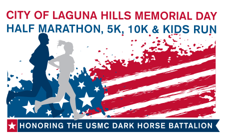 Laguna Hills Memorial Day Half Marathon/5K/10K/Kids Run