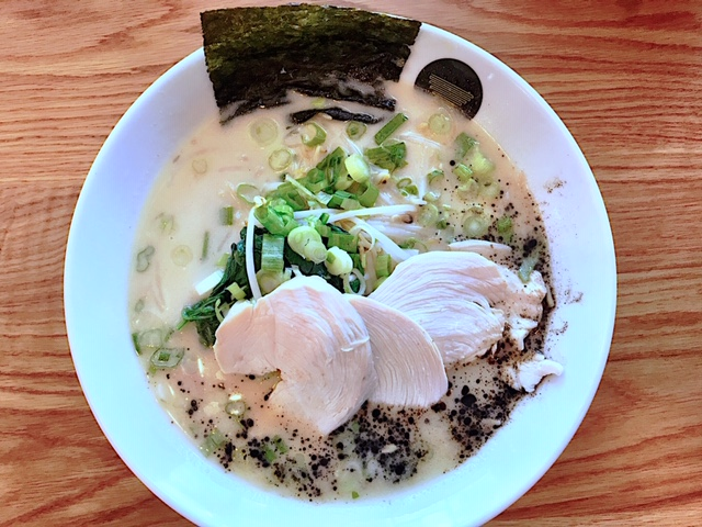 First Look: Silverlake Ramen at LBX Exchange