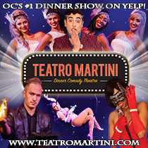 Teatro Martini: OC's #1 Dinner Show on Yelp!