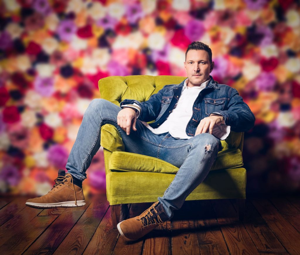 Ty Herndon Keeps Using His Country Music Talents for LGBTQ Causes