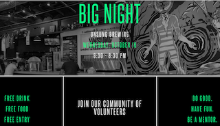 Big Brothers Big Sisters of Orange County and the Inland Empire Big Night
