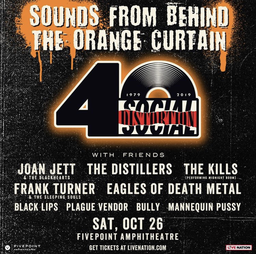 Songs From Behind the Orange Curtain, Sat. 10/26, 1:30 PM
