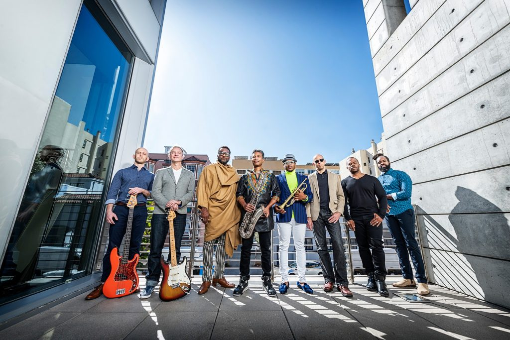SFJAZZ Collective Celebrates Ingenuity of Miles Davis and Sly and the Family Stone