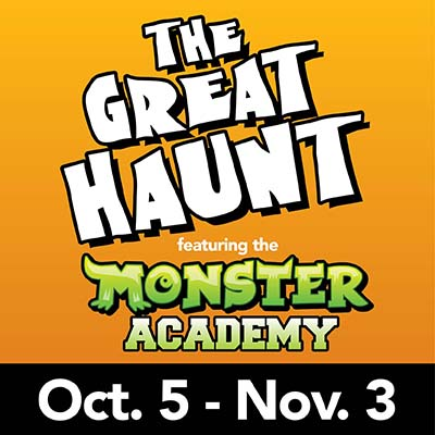 Spooky Science: Monster Academy Presents the Great Haunt