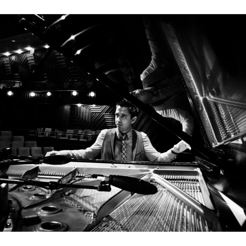 Vijay Iyer Trio to Kick Off Jazz Season at Segerstrom