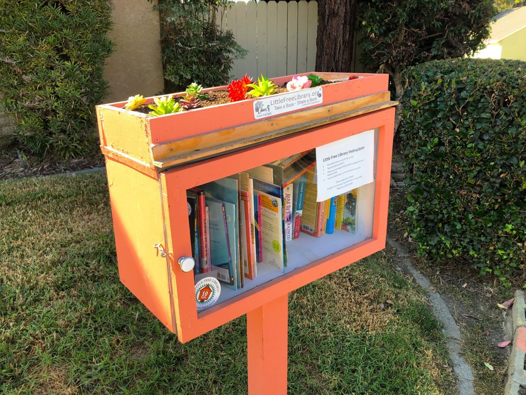 Little Free Libraries Organization, Founding Family Fighting