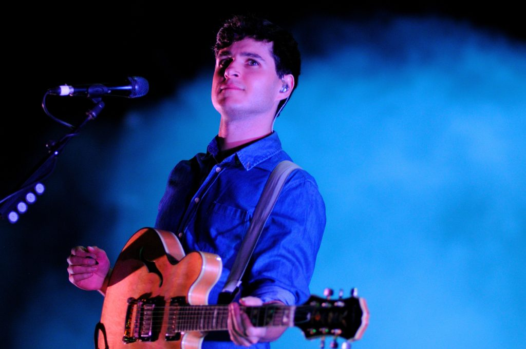 Vampire Weekend Return to LA with a Fresh New Sound