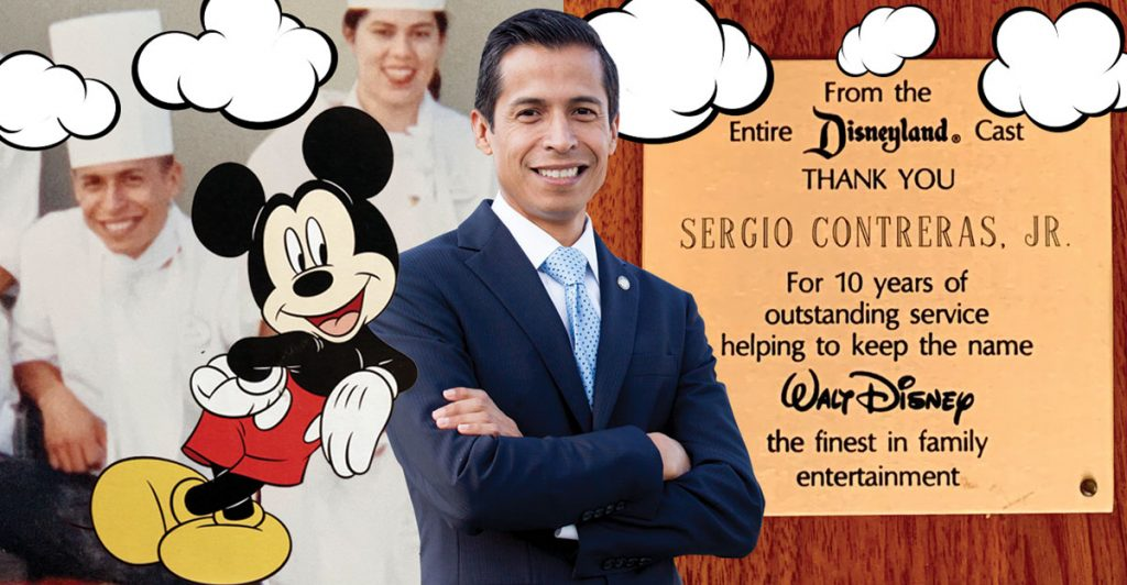 Sergio Contreras: From Disney Worker to OC Board of Supervisors? [Alt-Disney]