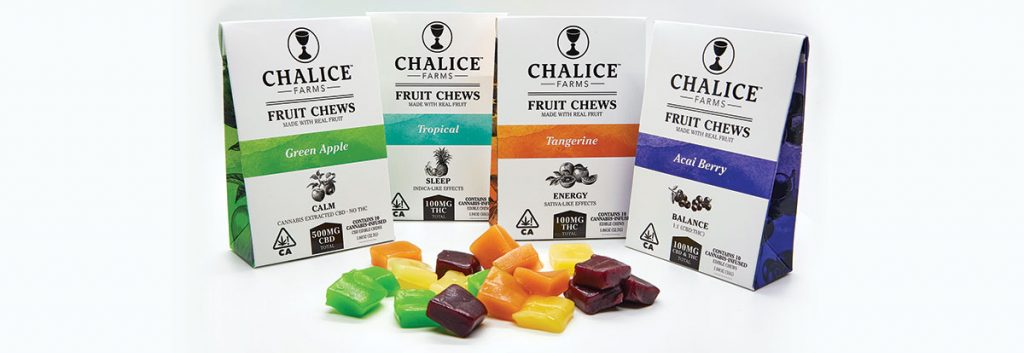 Toke of the Week: Chalice Farms Fruit Chews