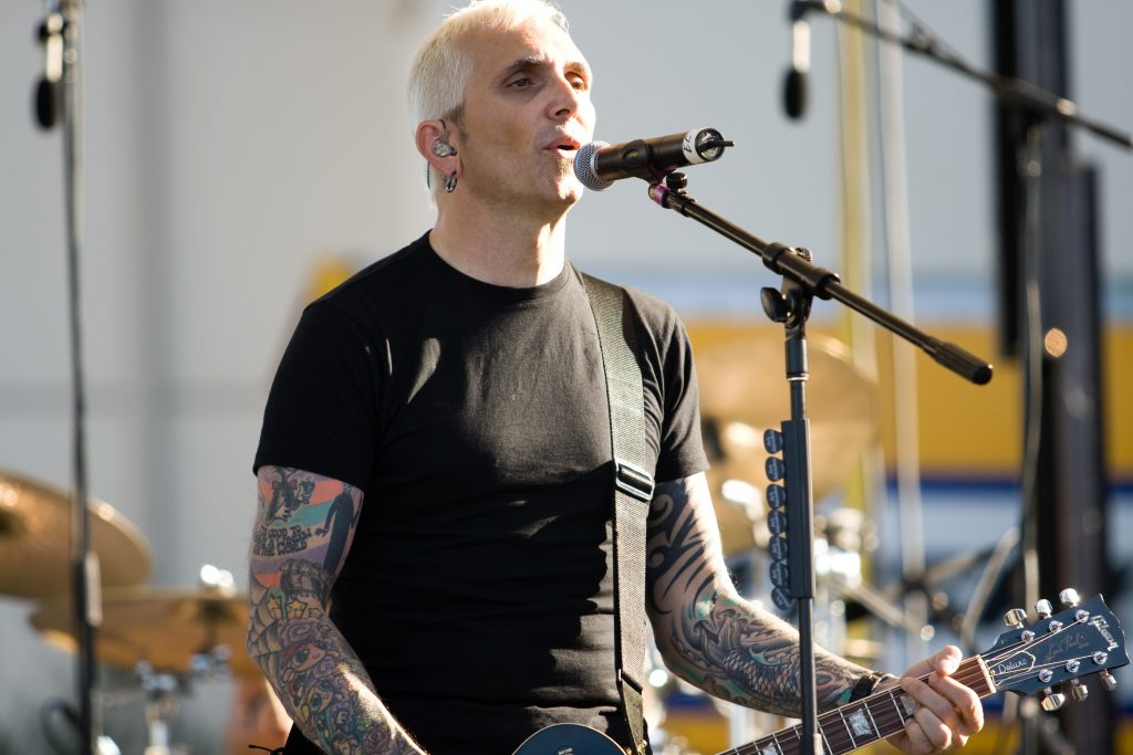 A Solo Art Alexakis of Everclear Plays <i>Sun Songs</i> in Costa Mesa on Friday