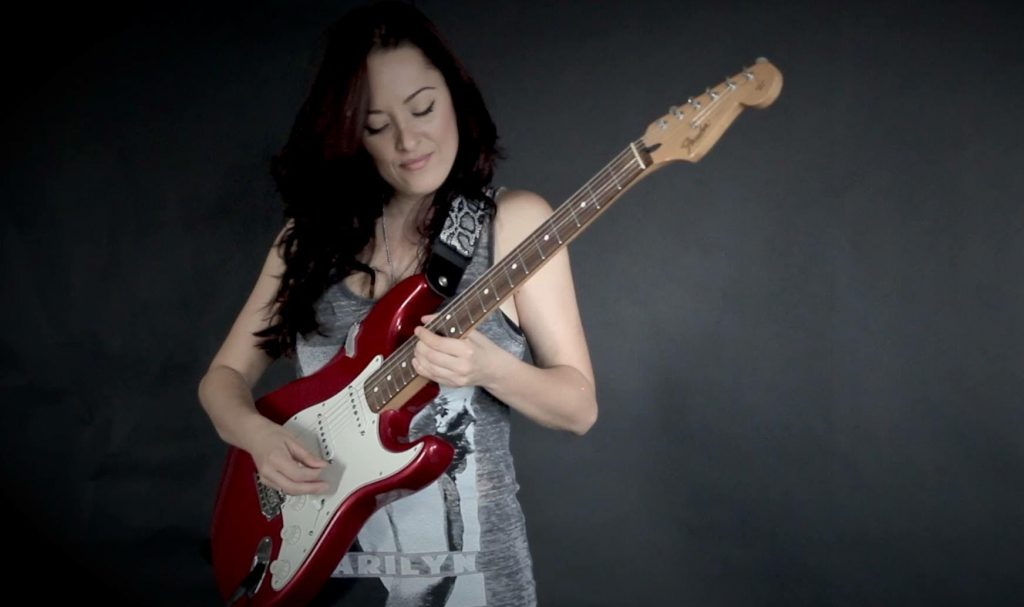 """Six String Siren"" Diana Rein Will Lay Blues-Rock Down at Ziings"
