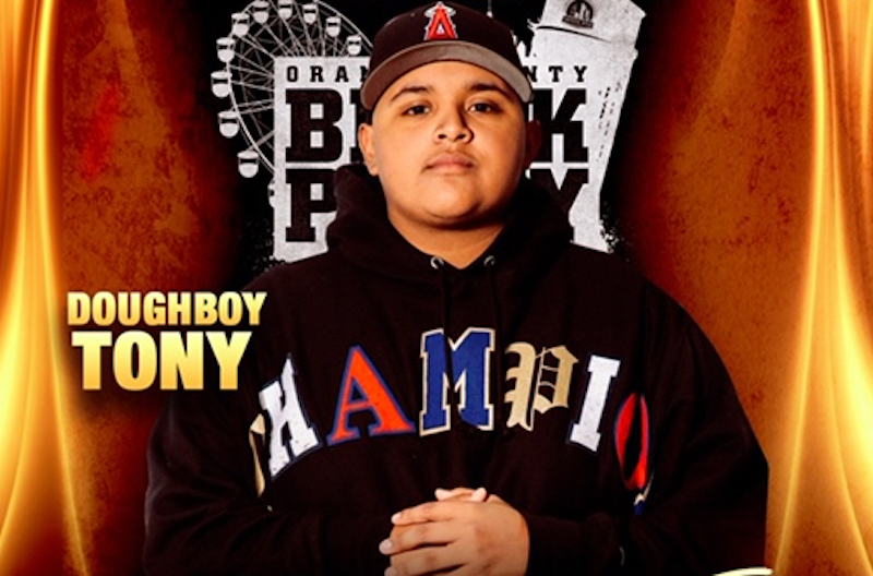 Doughboy Tony to Play to Hometown Crowd at OC Block Party