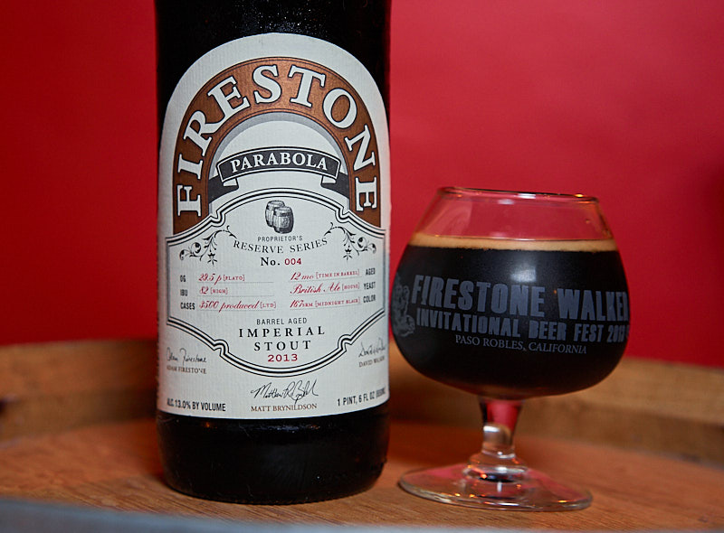 Firestone Walker Parabola, Our Beer of the Week!