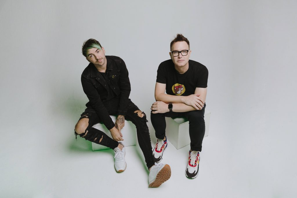 "Simple Creatures: The ""Trash-Pop"" Duo of Pop-Punk Legends"