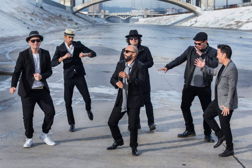Will a Bernie Sanders Rally Break Out at Ozomatli's Coach House Show?