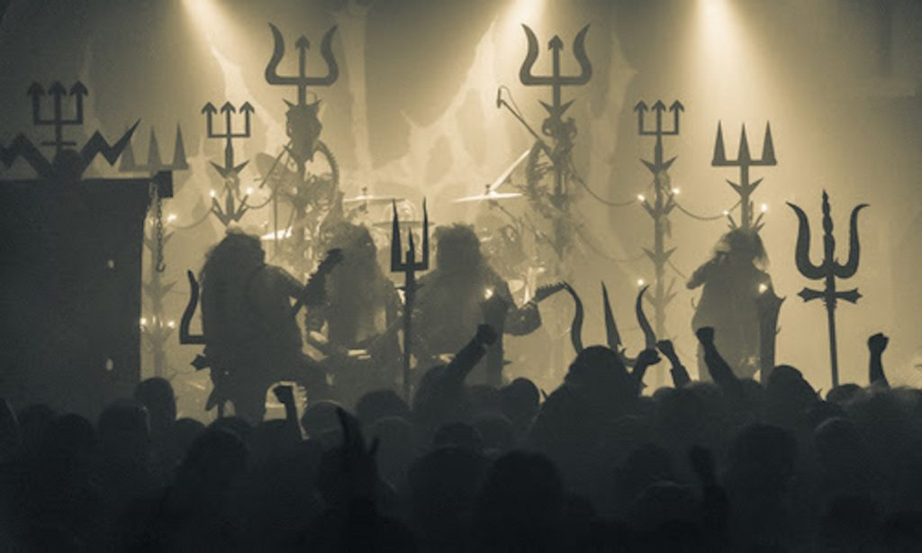 Watain Blames U.S. Customs and Trump White House for Guitarist's Absence