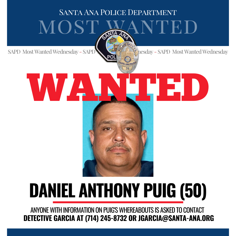 Santa Ana PD: 'Repeat Offender at Home Depot' Wanted
