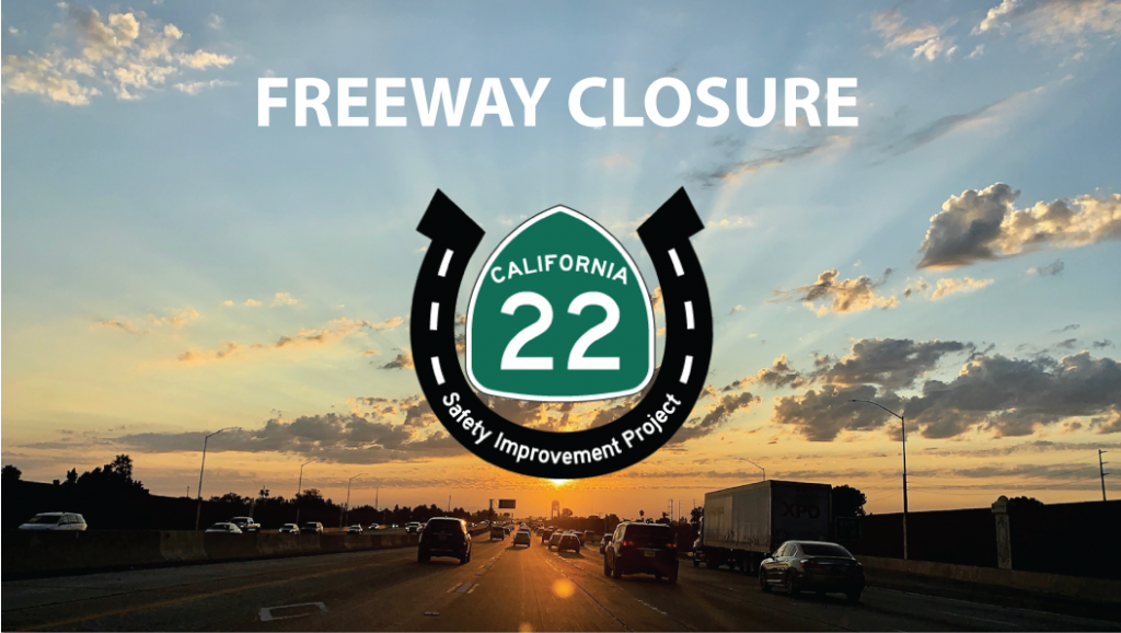 Back By Popular Demand: SR-22 Closures!